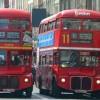 Stile londinese per i bus italiani